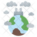 Global Pollution Icon