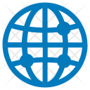 Global positions Icon
