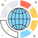Global Process Icon