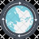 Global Progress Worldwide Icon