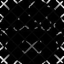 Global Protection Virus Icon