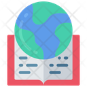 Global Reading World Book Icon
