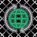 Global Refresh Icon