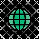 Global Rotation Icon