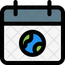 Global Schedule Icon