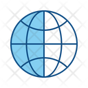 Global Science Global Globe Icon
