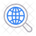 Search Browser Internet Icon