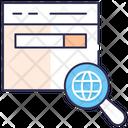 Global Searchv Global Search Internet Search Icon