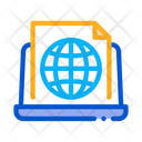 Global Search Engine Icon