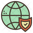 Global Security Check Icon