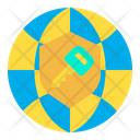 Global Security International Internet Icon