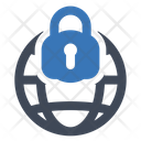 Global Security Protecton Icon