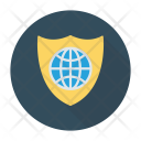 Global Security Shield Security Icon