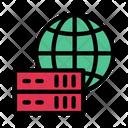 Web Browser Server Icon