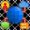 Global Server Icon