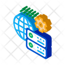 Global Settings Digital Icon