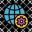 Global Setting Icon