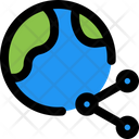 Global Share Icon