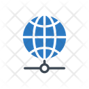 Global Network Sharing Icon