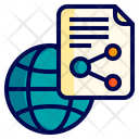 Idocument Global Sharing File Sharing Icon