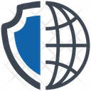 Global Shield Icon
