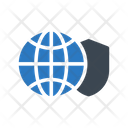 Browser Internet Secure Icon