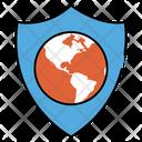 Global Shield Icon