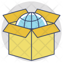 Global Shipping Icon