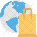 Global Shopping Online Icon