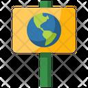 Global Signage Icon