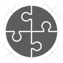Global Solution Puzzle Icon