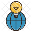 Global Solution World Icon