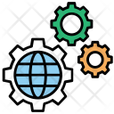 Global Solutions Resources Icon