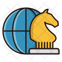Strategy Global Icon