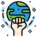 Global strike Icon