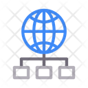 Global Structure Icon