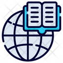 Global Study Education Book Icon