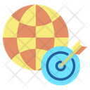 Global Target Icon