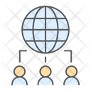 Global Team Icon