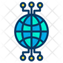 Global Technology Icon