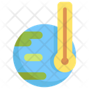 Global Temperature Icon