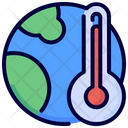 Global Warming Ecology Icon