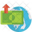 Global Transaction Icon