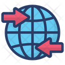 Global Transfer Icon