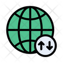 Global Browser Upload Icon