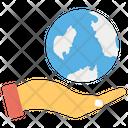 Global Village Icon