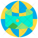 Global Vr Icon