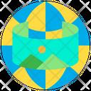 Global Vr Ar Icon