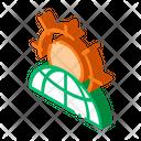 Ecology Water Logo Icon