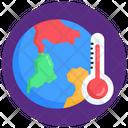 Climate Change Global Warming Global Heating Icon